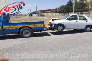 امداد خودرو قزوين