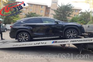 امداد خودرو زنجان - تبریز