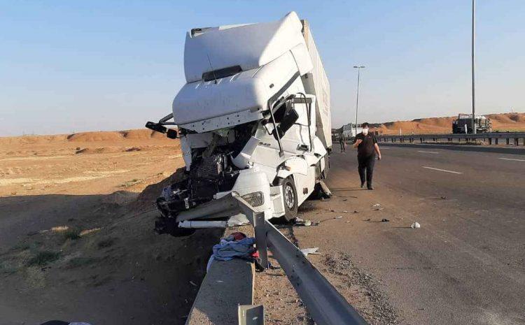 حادثه رانندگی درمحور زنجان تبریز