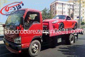 امداد خودرو در زنجان